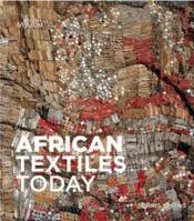 African textiles today /anglais - Couverture - Format classique