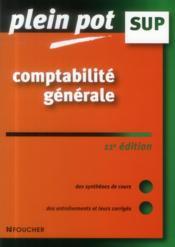 Comptabilité générale (11e édition) - Couverture - Format classique