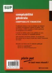 Comptabilité générale (11e édition) - 4ème de couverture - Format classique