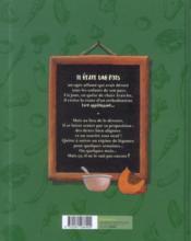 L'ogre et l'orthodontiste - 4ème de couverture - Format classique