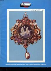Lot De 3 Bulletins De L'Agmf, Tout Prevoir - N° 101, 102, 107 -Civilisation - Mineralogie - Couverture - Format classique