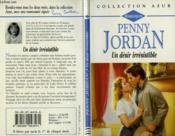 Un Desir Irresistible - Game Of Love - Couverture - Format classique