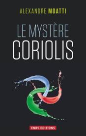 Le mystère Coriolis - Couverture - Format classique