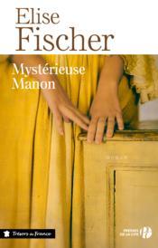 Mystérieuse Manon - Couverture - Format classique
