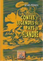 Contes et légendes du pays de Flandre - Couverture - Format classique
