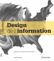 Design de l'information - Couverture - Format classique