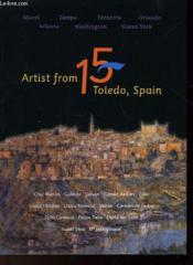 Artist From 15 Toledo, Spain - Couverture - Format classique