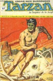 Tarzan - Le Seigneur De La Jungle - Mensuel N°15 - Couverture - Format classique