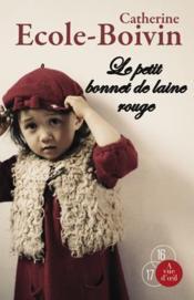 Le petit bonnet de laine rouge - Couverture - Format classique
