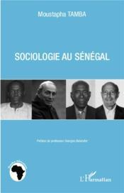 Sociologie au Sénégal - Couverture - Format classique