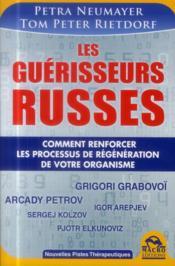 Les guérisseurs russes - Couverture - Format classique