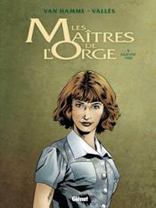 Les maîtres de l'Orge T.5 ; Julienne, 1950 - Couverture - Format classique
