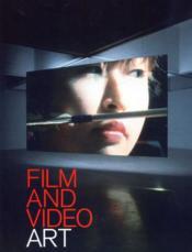 Film and video art - Couverture - Format classique