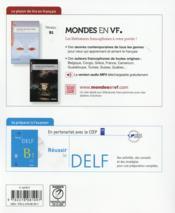 SAISON ; niveau 3 ; méthode de français - 4ème de couverture - Format classique