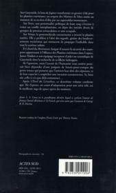 The expanse t.2 ; la guerre de Caliban - 4ème de couverture - Format classique