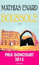 Boussole - Couverture - Format classique