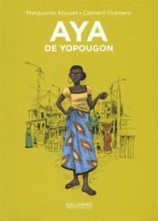 Aya de Yopougon T.1 - Couverture - Format classique
