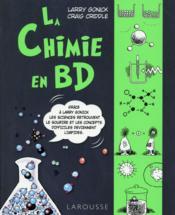 La chimie en BD - Couverture - Format classique