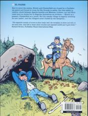 The Bluecoats T.9 ; el padre - 4ème de couverture - Format classique