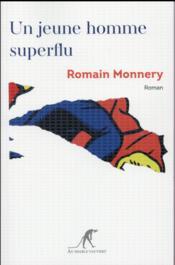 Un jeune homme superflu - Couverture - Format classique
