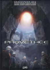 Prométhée T.13 ; contacts - Couverture - Format classique