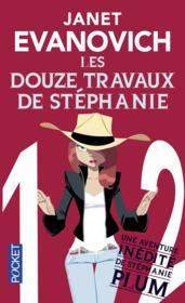 Les douze travaux de Stéphanie - Couverture - Format classique