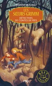 Les soeurs Grimm t.1 ; détectives de contes de fées - Couverture - Format classique