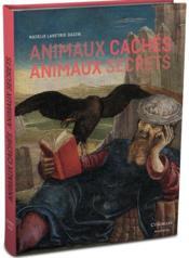 Animaux cachés, animaux secrets - Couverture - Format classique