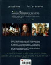 Botticelli, habité par la grâce - 4ème de couverture - Format classique