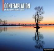Contemplation - les plus beaux chants sacres - Couverture - Format classique