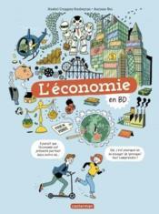 L'économie en BD - Couverture - Format classique