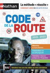 Code de la route (édition 2021/2022) - Couverture - Format classique