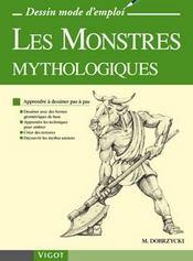 Les monstres mythologiques - Intérieur - Format classique