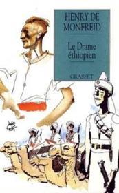Le drame éthiopien - Couverture - Format classique