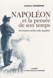 Napoleon et la pensee de son temps - Couverture - Format classique