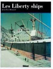 Les Liberty Ships - Couverture - Format classique