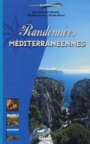 Randonnées méditerranéennes - Couverture - Format classique