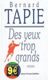 Yeux Trop Grands (Des) - Couverture - Format classique