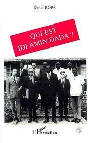 Qui Est Idi Amin Dada - Intérieur - Format classique