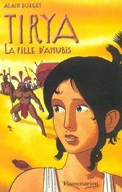 Tirya - t04 - la fille d'anubis - Intérieur - Format classique