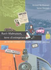 Rueil-malmaison, terre d'entreprises - Couverture - Format classique