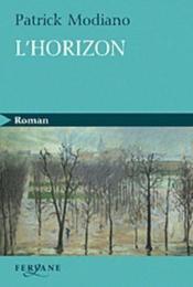 L'horizon - Couverture - Format classique