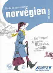 GUIDES DE CONVERSATION ; norvégien de poche - Couverture - Format classique