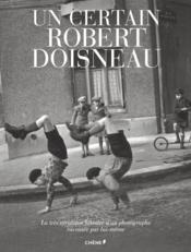 Un certain Robert Doisneau - Couverture - Format classique