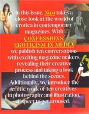 Confessions : eroticism in media - Couverture - Format classique
