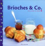 Brioches & Co. - Couverture - Format classique