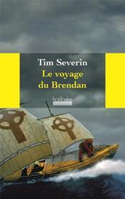 Le voyage du Brendan - Couverture - Format classique