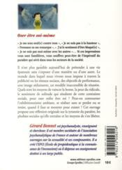 La tyrannie du paraître ; faut-il se montrer pour exister ? - 4ème de couverture - Format classique