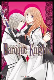 Baroque knights t.2 - Couverture - Format classique