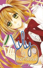 Lily la menteuse t.6 - Couverture - Format classique